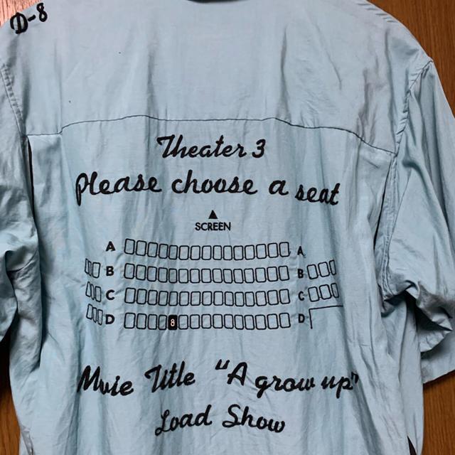 JOHN LAWRENCE SULLIVAN(ジョンローレンスサリバン)のdairiku ボーリングシャツ メンズのトップス(シャツ)の商品写真