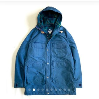 80s WOOLRICH ナイロン マウンテン パーカー
