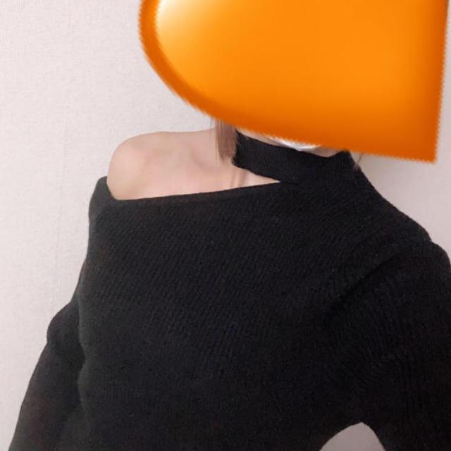 RESEXXY(リゼクシー)のRESEXXY❤チョーカー オフィシャル 黒 レディースのトップス(カットソー(半袖/袖なし))の商品写真