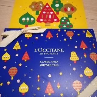 ロクシタン(L'OCCITANE)のロクシタン L'OCCITANE ギフトセット クラシック シア シャワートリオ(ボディクリーム)
