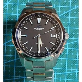 カシオ(CASIO)のCACIO OCW-S100 OCEANUS (腕時計(アナログ))