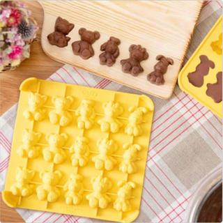 ダッフィー(ダッフィー)のハートウォーミング シリコンモールド(調理道具/製菓道具)