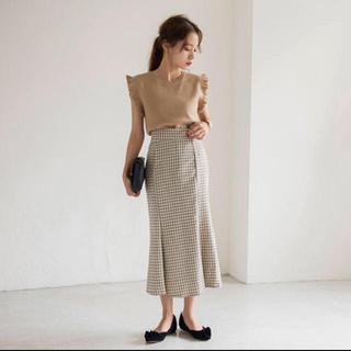 IENA SLOBE - isn't she マーメイド スカート