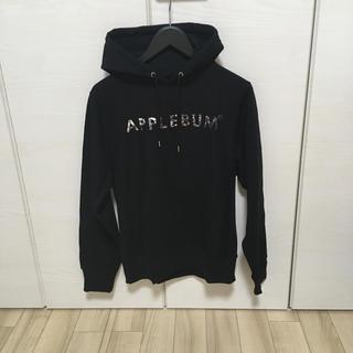 APPLEBUM - アップルバム パーカー黒 M