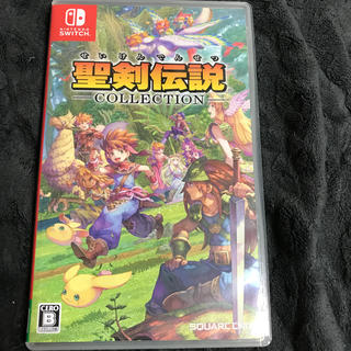 Nintendo Switch - 聖剣伝説コレクション