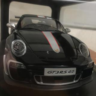 オートアート ポルシェ  911 GT3 RS4 1/18