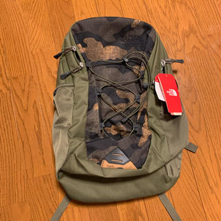 THE NORTH FACE - 廃盤モデル!THE NORTH FACE バックパック ジェスター カモ 迷彩