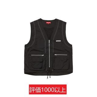 Supreme - Supreme Nylon Cargo Vest 黒XL