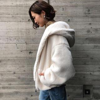 me Jane - ミジェーン★ふわふわジャケット