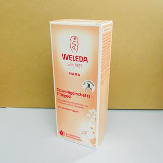 WELEDA - ヴェレダ マザーズ ボディオイル 100ml ポンプタイプ
