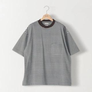 スティーブンアラン(steven alan)の<Steven Alan> 19ss BORDER TEE 定価8800円(Tシャツ/カットソー(半袖/袖なし))
