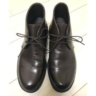 リーガル(REGAL)の【美品】REGAL ショートブーツ 25cm(ドレス/ビジネス)