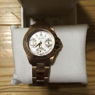 アガット(agete)のアガットの腕時計です。(腕時計)