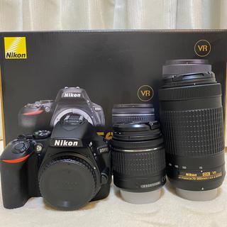Nikon - NIKON D5600 ダブルズームキット 付属品セット