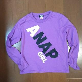 アナップ(ANAP)のANAP GIRL☆2019長袖TシャツMサイズ160cmアナップ ガール(Tシャツ/カットソー)