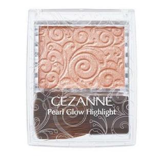 セザンヌケショウヒン(CEZANNE(セザンヌ化粧品))のセザンヌパールグロウハイライト(フェイスカラー)