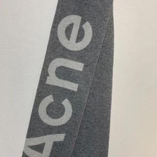 ACNE - Acnestudios ロゴマフラー