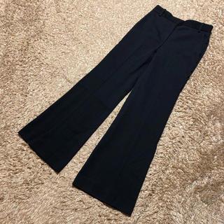 セオリー(theory)の値下げ交渉OK セオリー パンツ スラックス Mサイズ ブラック 美品(カジュアルパンツ)