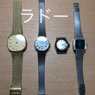 ラドー(RADO)の時計部品 時計工具 ラドーレディース時計 ジャンク(腕時計(アナログ))