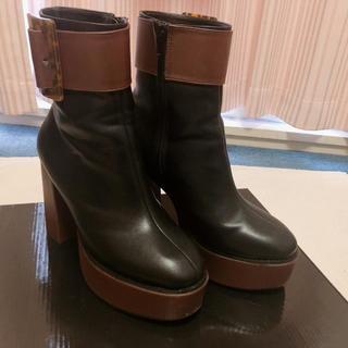ムルーア(MURUA)のブーツ(ブーツ)