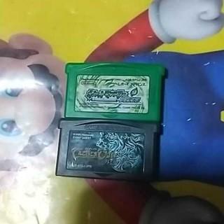 ゲームボーイアドバンス - ポケットモンスターリーフグリーン、タクティクスオウガ外伝