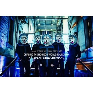 MAN WITH A MISSION - 10thマンウィズ大入りシールセット☆商品説明ご確認ください