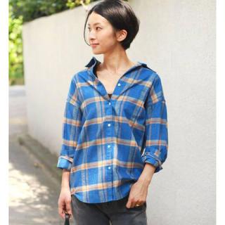JOURNAL STANDARD - 【新品】relume チェックシャツ