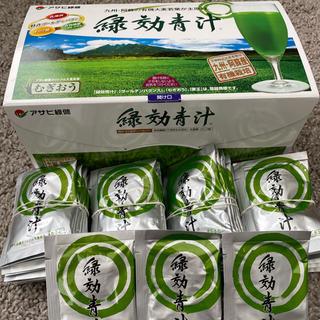 アサヒ緑健 緑効青汁132袋(青汁/ケール加工食品)