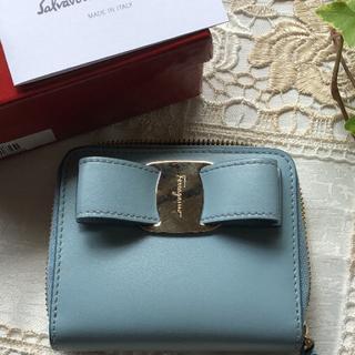 Salvatore Ferragamo - 美品♡サルヴァトーレ フェラガモ 折財布