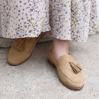 イエナスローブ(IENA SLOBE)のタッセルローファー(ローファー/革靴)