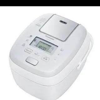 Panasonic - 新品パナソニック圧力IH炊飯器1升炊き
