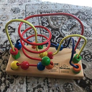 ボーネルンド(BorneLund)のほぼ未使用 ボーネルド ルービング(知育玩具)