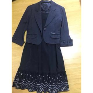 ポンポネット(pom ponette)のワンピーススーツ(ドレス/フォーマル)