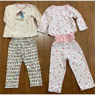 コンビミニ(Combi mini)のパジャマ コンビミニ 100 まとめ売り 長袖(パジャマ)