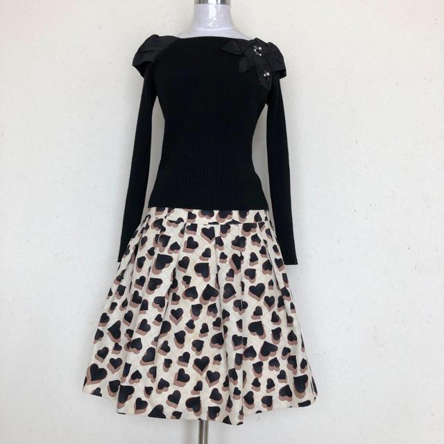 M'S GRACY(エムズグレイシー)のエムズグレイシー スカート40 レディースのスカート(ひざ丈スカート)の商品写真