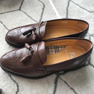 BURBERRY - Burberry バーバリー ローファー 革靴