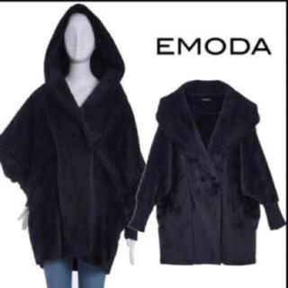 EMODA - EMODA ボアコート ブラック