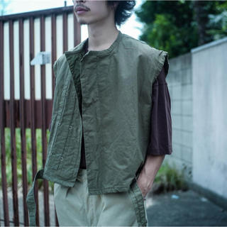 Engineered Garments - Vintage DEADSTOCK チェコスロバキア軍 レスキュー隊ベスト