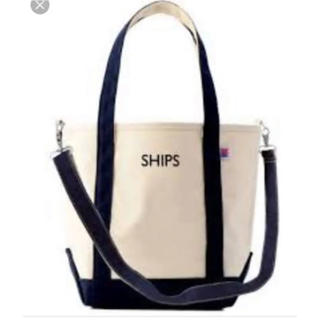 SHIPS - SHIPS オリジナル キャンバストートバッグ