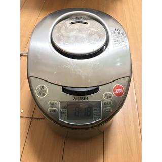 三菱電機 - 中古 三菱 IH ジャー炊飯器 NJ-GM10 (1.0Lタイプ)