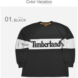 ティンバーランド(Timberland)の新品 Timberland ティンバーランド 長袖Tシャツ S ロングTシャツ(Tシャツ/カットソー(半袖/袖なし))