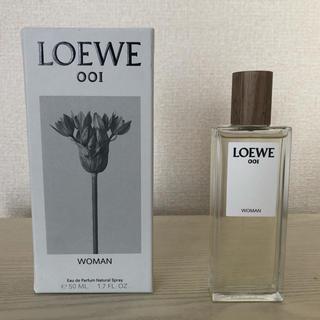 ロエベ 001 WOMAN EDP 50ml 香水