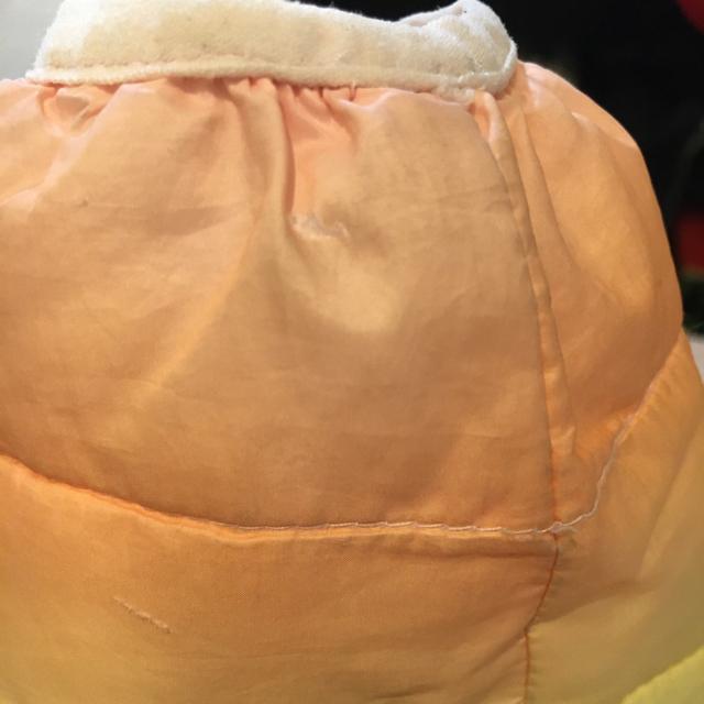 babyGAP(ベビーギャップ)のGAP レインボーダウン アウター 80 キッズ/ベビー/マタニティのベビー服(~85cm)(ジャケット/コート)の商品写真