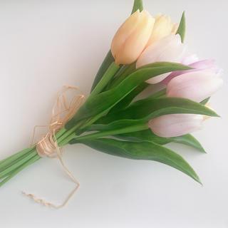 フランフラン(Francfranc)のチューリップ造花(置物)