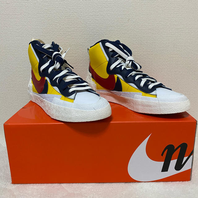 sacai(サカイ)のNIKE BLAZER MID SACAI  「サカイ」 メンズの靴/シューズ(スニーカー)の商品写真
