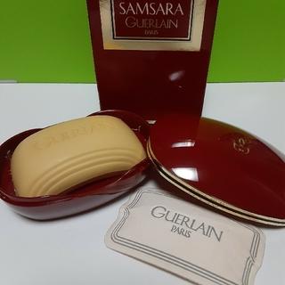 GUERLAIN - 新品 GUERLAIN サムサラ ケース付き 石鹸