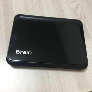 シャープ(SHARP)のSHARP 電子辞書 Brain(その他)
