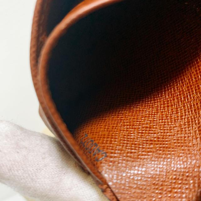 LOUIS VUITTON(ルイヴィトン)のルイヴィトン ポルト モネ・ビエ ヴィエノワ がま口財布 M61663 レディースのファッション小物(財布)の商品写真