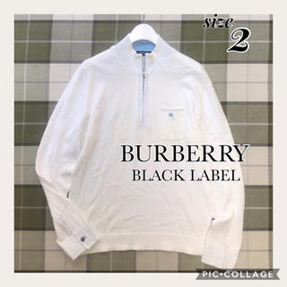 BURBERRY BLACK LABEL - BURBERRY長袖カットソー