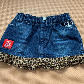 ベビードール(BABYDOLL)のBABY DOLL スカート サイズ90(スカート)